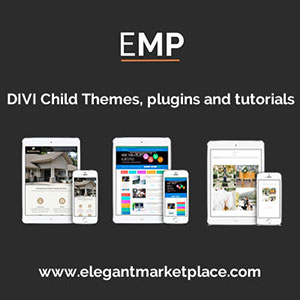 Buy Divi Child Themes and Plugins
